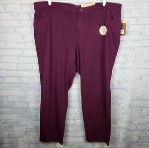 Sonoma knit jeans Modern Slim straight 24W      F2